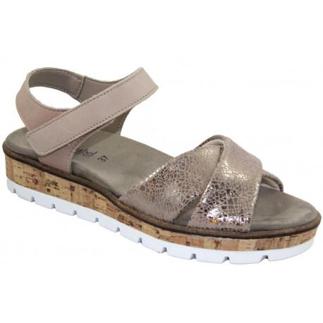 sandały damskie comfortabel 710892-82