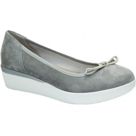 baleriny grunland  sc1663 auge scarpe donna sasso
