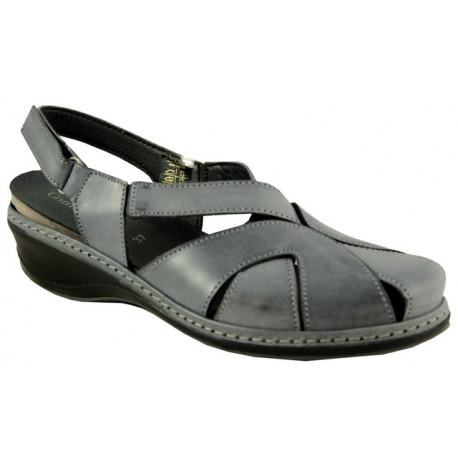 sandały damskie comfortabel 720120-9