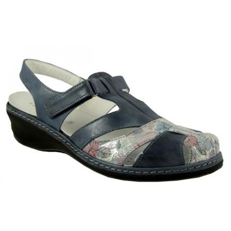 sandały damskie comfortabel 720126-5