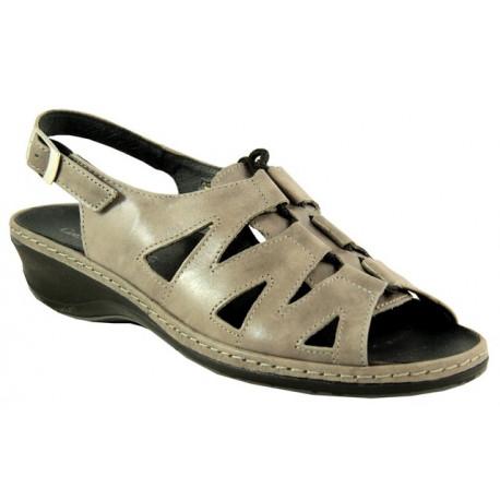 sandały damskie comfortabel 710935-9
