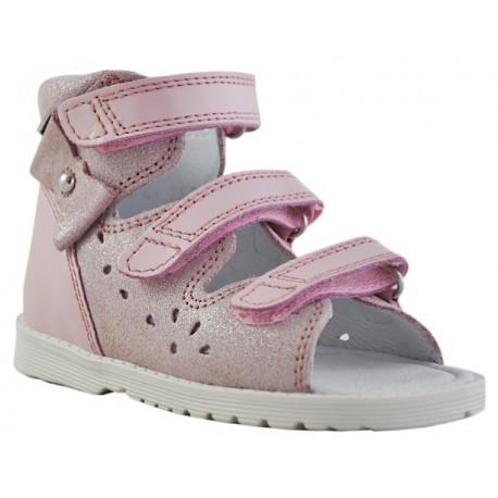 buty profilaktyczne sandały ortopedyczne bartek t-81803-5/1et